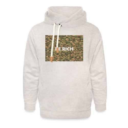 ARMY TINT - Unisex sjaalkraag hoodie