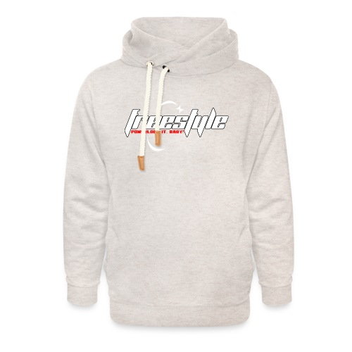 Freestyle - Powerlooping, baby! - Unisex Shawl Collar Hoodie