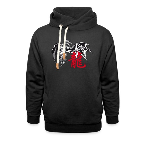 THE YEAR OF THE DRAGON ( - Shawl Collar Hoodie