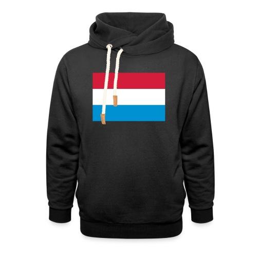 The Netherlands - Sjaalkraag hoodie