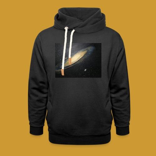 Andromeda - Mark Noble Art - Shawl Collar Hoodie