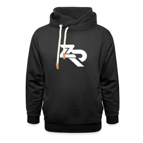 ZR Hoodie - Unisex hoodie med sjalskrave