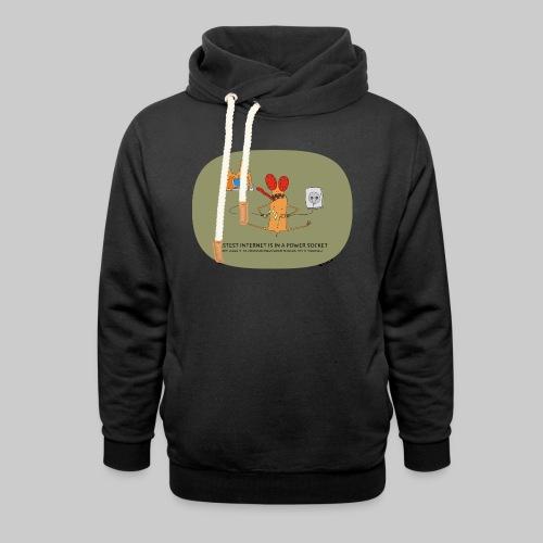 VJocys Internet - Shawl Collar Hoodie