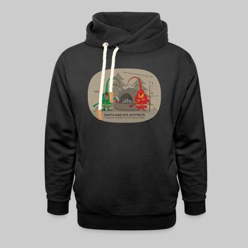 VJocys Santa Green - Shawl Collar Hoodie