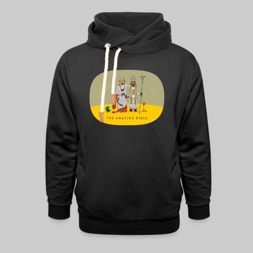 VJocys Devil Pope - Shawl Collar Hoodie
