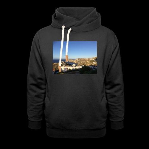 creece - Sjaalkraag hoodie