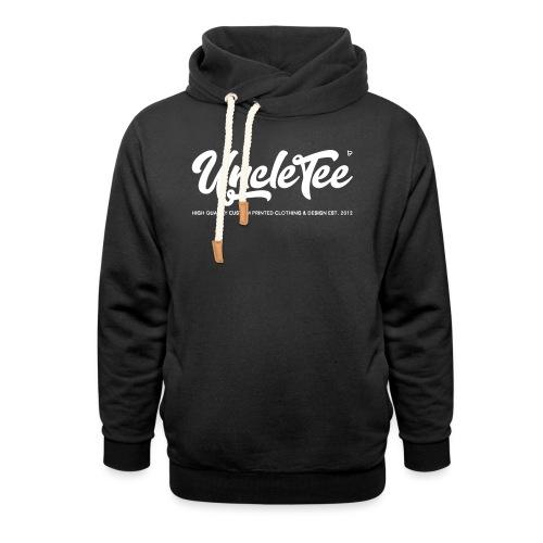 brand hoodie 3 - Unisex sjaalkraag hoodie