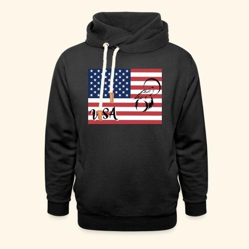 20190111 113856 - Unisex sjaalkraag hoodie
