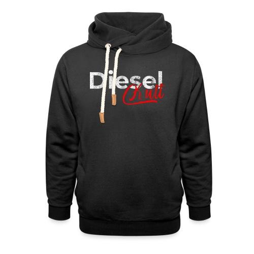 Dieselkult by Dieselholics I Für Diesel Freunde - Unisex Schalkragen Hoodie