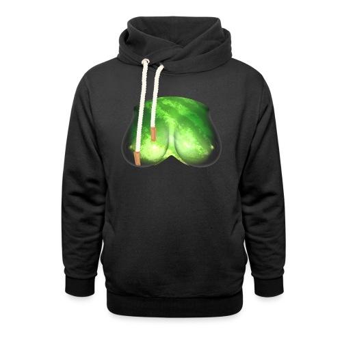 Wassermelonen (. Y .) - Schalkragen Hoodie