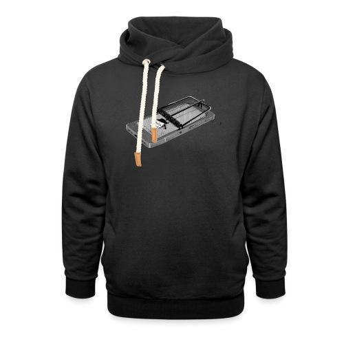 Smartphone Addiction - Shawl Collar Hoodie