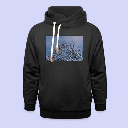 Summer times - Male shirt - Unisex hoodie med sjalskrave