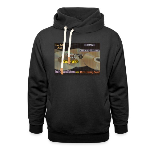 Enemy_Vevo_Picture - Shawl Collar Hoodie