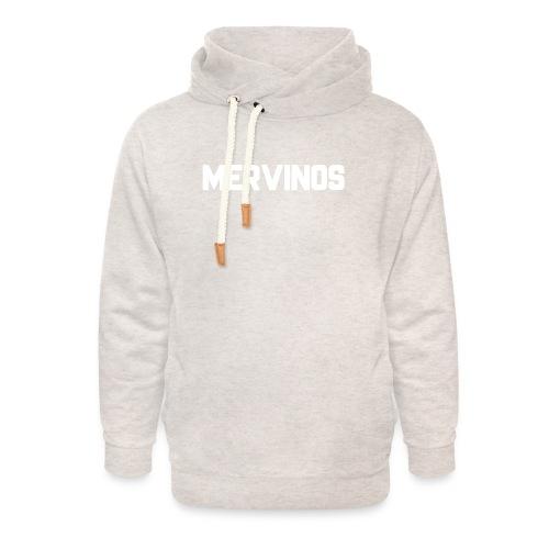 MerVinos - Unisex sjaalkraag hoodie