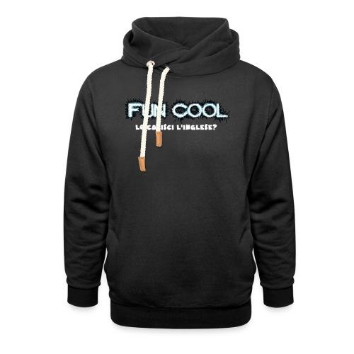Capisci L'inglese Fun Cool - Felpa con colletto alto
