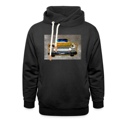 auto vintage - Schalkragen Hoodie