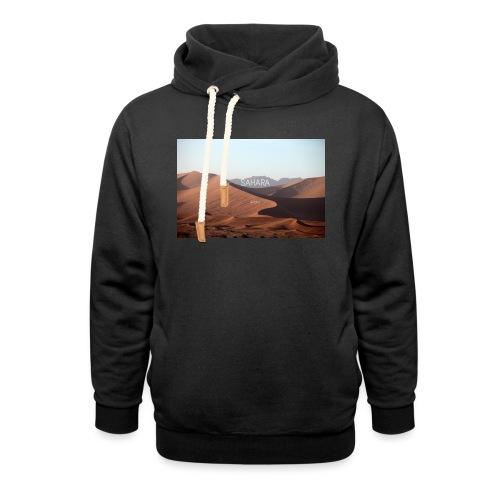 Sahara - Unisex Shawl Collar Hoodie