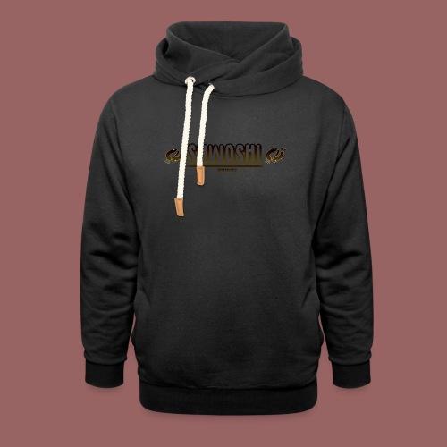 Suwoshi Streetwear - Unisex sjaalkraag hoodie