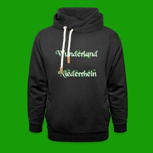 Wunderland Niederrhein - Schalkragen Hoodie