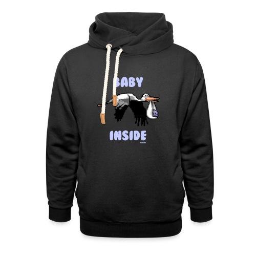 Babyinside - Boy - Schalkragen Hoodie