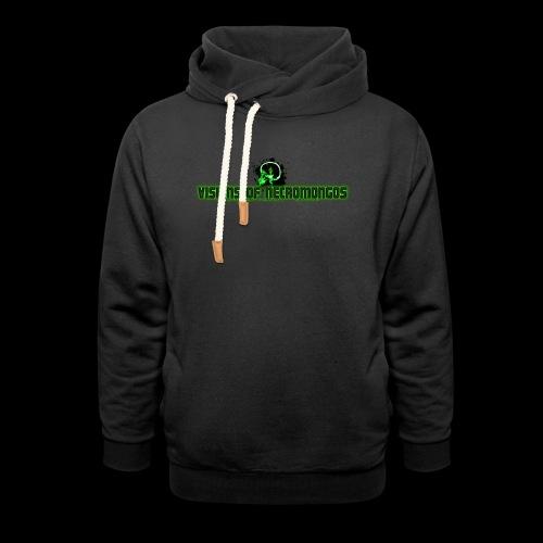 Necromongo Logo ONE - Schalkragen Hoodie