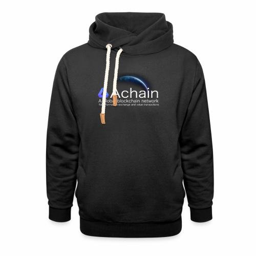Achain, planet Earth - Felpa con colletto alto