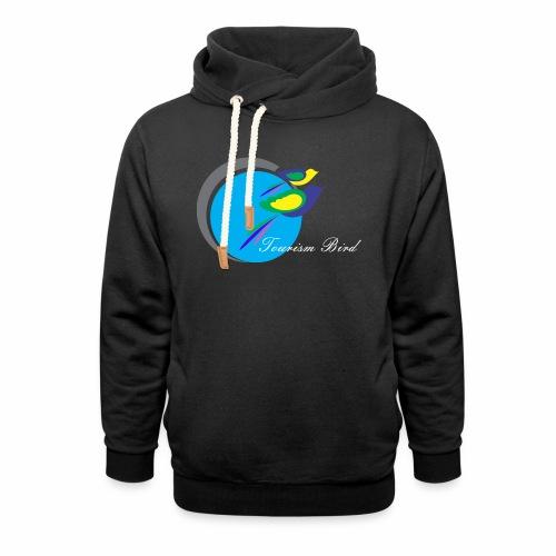 Tourism Bird Funny - Schalkragen Hoodie