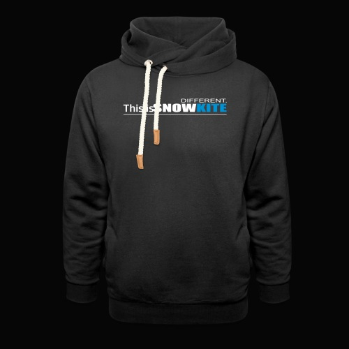 this is snowkite - Sweat à capuche cache-cou