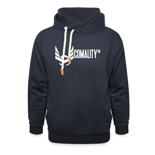 AWESOMECAP | Comality - Sjaalkraag hoodie