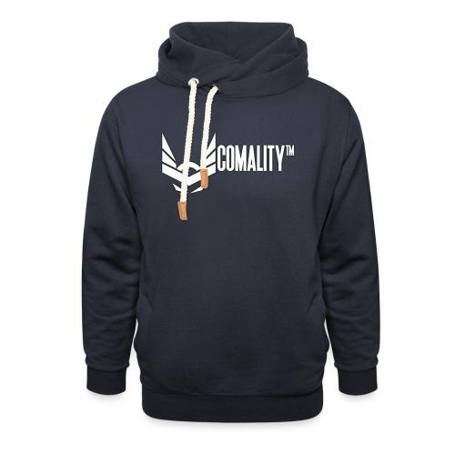 PILLOW | Comality - Sjaalkraag hoodie