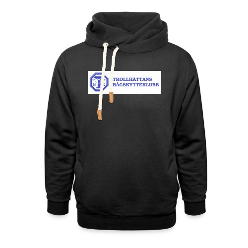 T-shirt Herr - Luvtröja med sjalkrage unisex