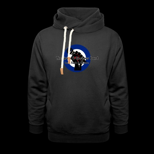 Grits & Grooves Band - Shawl Collar Hoodie