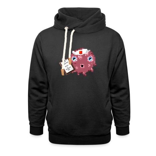 Ollie Rules - Sjaalkraag hoodie