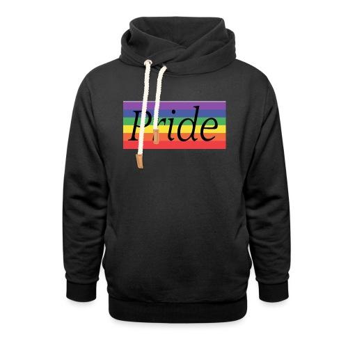 Pride   Regenbogen   LGBT - Schalkragen Hoodie