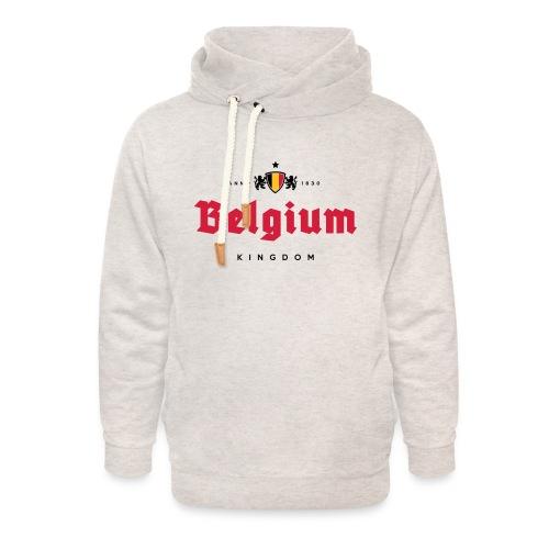 Bierre Belgique - Belgium - Belgie - Sweat à capuche cache-cou unisexe