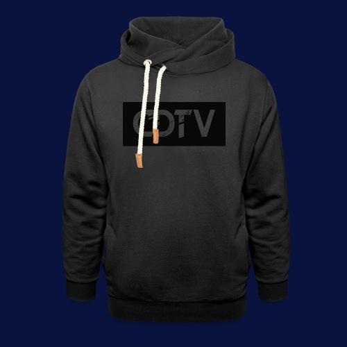 CDTV Box Logo - Unisex Shawl Collar Hoodie