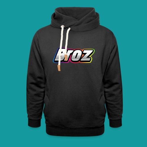 Broz - Sjaalkraag hoodie