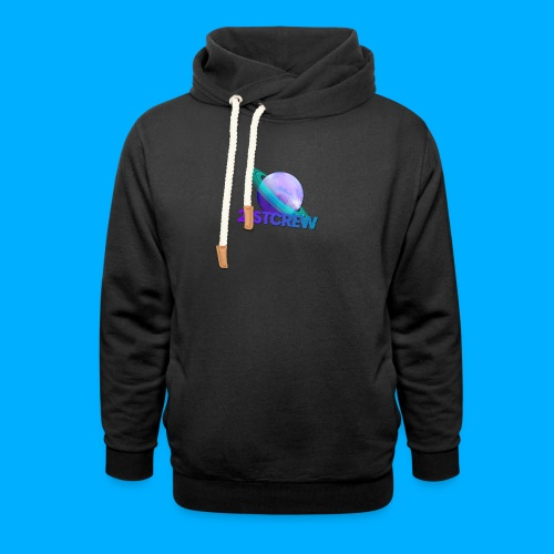 PurpleSaturn T-Shirt Design - Shawl Collar Hoodie