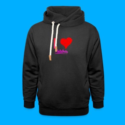 I Heart Potato T-Shirts - Shawl Collar Hoodie