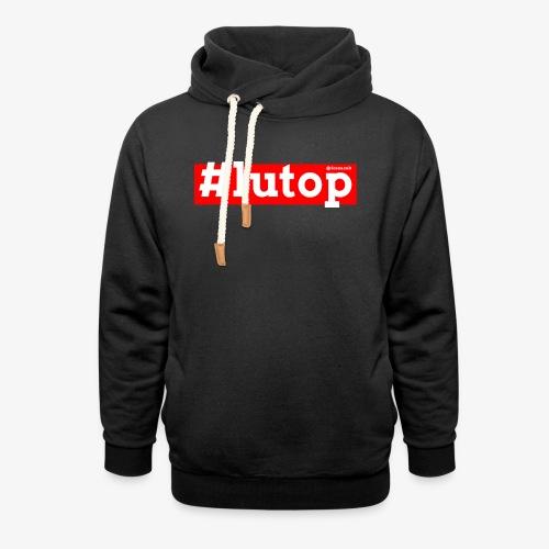 LuTop - Felpa con colletto alto unisex
