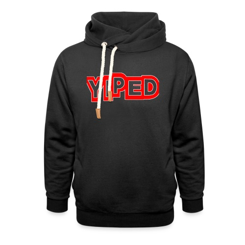 FIRST YIPED OFFICIAL CLOTHING AND GEARS - Shawl Collar Hoodie