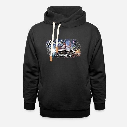 Dansih community - fivem2 - Unisex hoodie med sjalskrave