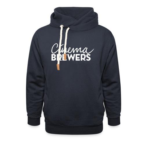 Cinema Brewers - Unisex sjaalkraag hoodie