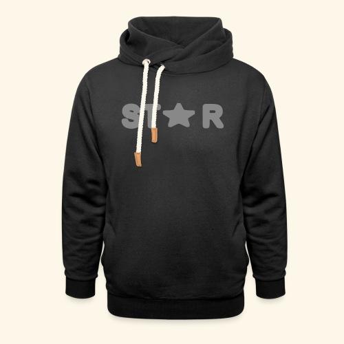 Star of Stars - Shawl Collar Hoodie