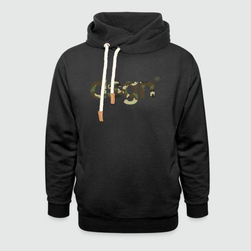 DSGN_04_CAMOSW01 - Sjaalkraag hoodie