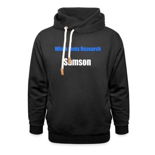 WFR Samson - Sweat à capuche cache-cou