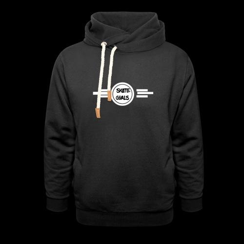 THE ORIGINIAL - Unisex sjaalkraag hoodie