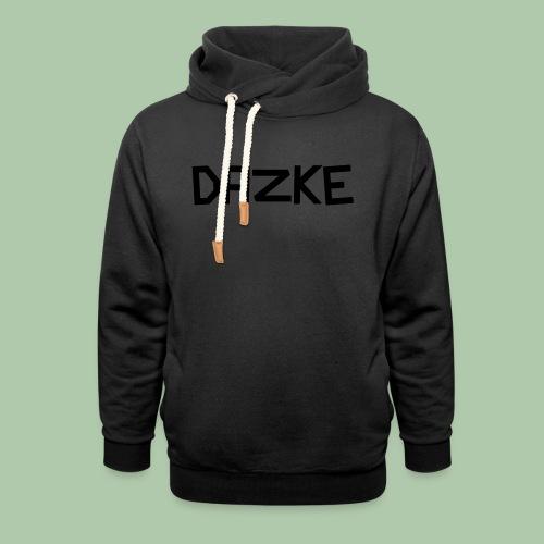 dazke_bunt - Schalkragen Hoodie