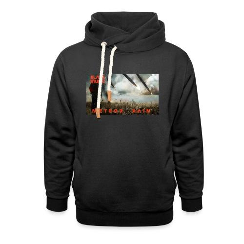 Meteor rain - Felpa con colletto alto