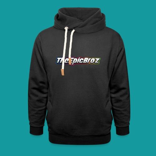 TheEpicBroz - Sjaalkraag hoodie